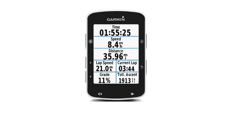 GarminEdge 520