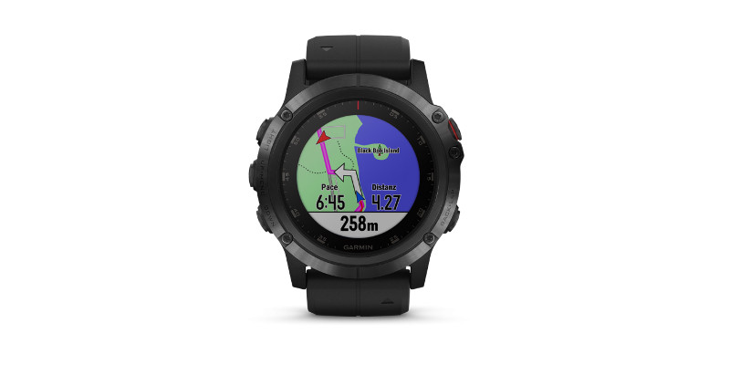 Garminfenix 5X Plus