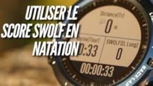Astuce 26: Utiliser le score SWOLF pour mesurer sa progression en natation